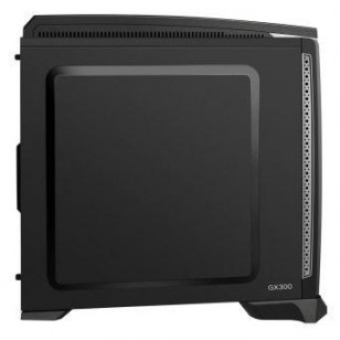 ANTEC GX300 ATX Siyah Kasa 1 x USB 3.0- 1 x USB 2.0 - 1 x Audio I / O (HD97)