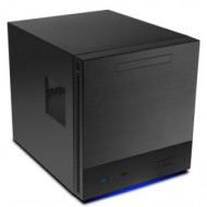 ANTEC ISK600M MIKRO-ATX Siyah Kasa, 1 x USB 3.0, 1 x USB 2.0, Ses Giriş / Çıkış
