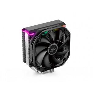 DEEP COOL AS500, Soket Intel LGA2066 / 2011-v3 / 2011/1200/115X ve AMD AM4 / AM3 + / AM3 / AM2 + / AM2 / FM2 + / FM2 / FM1, 140X25mm Fan İşlemci Soğutucusu