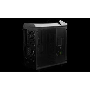 DEEP COOL BARONKASE LIQUID DAHİLİ SIVI SOĞUTMALI ATX SİYAH kasa 2 × USB3.0 / Ses (HD) × 1 / Mikrofon × 1 / RGB için Manuel Kontrol Cihazı, PCI/AGP 340mm