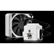 DEEP COOL CAPTAIN120 EX-WH Soket Intel ve AMD , Su bazli İşlemci Soğutucusu