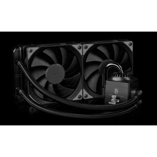 DEEP COOL CAPTAIN240EX RGB Soket Intel ve AMD destekli, Su bazli İşlemci Soğutucusu