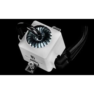 DEEP COOL CAPTAIN240EX WH RGB Soket Intel ve AMD destekli, Su bazli İşlemci Soğutucusu