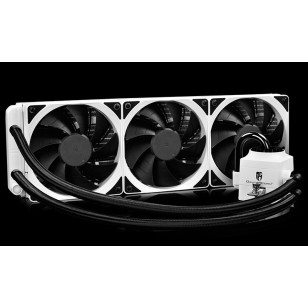 DEEP COOL CAPTAIN360EX WHITE RGB
