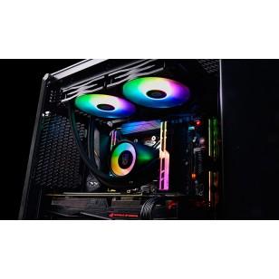 DEEP COOL CASTLE 240RGB Soket Intel ve AMD destekli, Su bazli İşlemci Soğutucusu