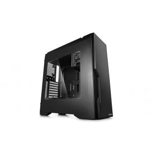 DEEP COOL DUKASE_V2 ATX Kasa 1XUSB3.0, 1XUSB 2.0, Ses (HD)X1, MicX1, 1x120mm Fan, PCI/AGP 390mm