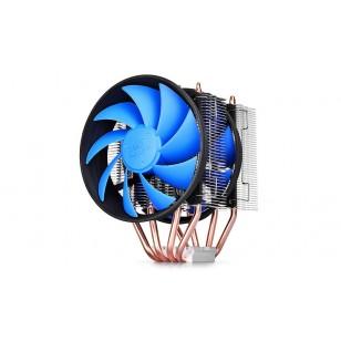 DEEP COOL FROSTWIN V2.0 İntel ve AMD, 120X25 (2 adet) Fan İşlemci Soğutusucu