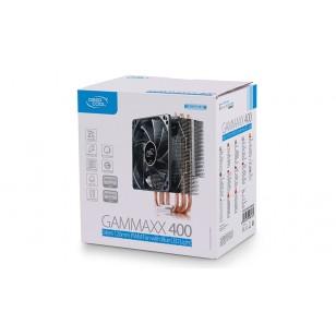 DEEP COOL GAMMAXX400_BLUE, Soket Intel ve AMD, 120x120x25mm Fan Mavi Led  İşlemci Soğutucusu