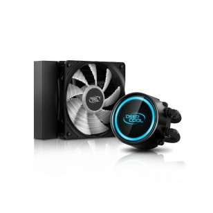 DEEP COOL GAMMAXX L120-V2 Soket Intel ve AMD destekli, Sıvı bazlı İşlemci Soğutucusu