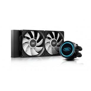 DEEP COOL GAMMAXX L240-V2 Soket Intel ve AMD destekli, Su bazlı İşlemci Soğutucusu