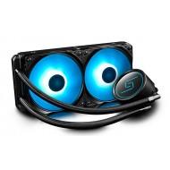 DEEP COOL GAMMAXX L240 Soket Intel ve AMD destekli, Su bazlı İşlemci Soğutucusu