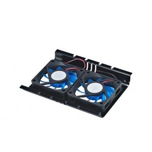 DEEP COOL ICEDISK 2 HDD 60X60X12mm (2 Fan) Fan Hard Disk Drive Soğutusucu