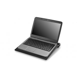 DEEP COOL M5 Mavi Ledli 180X15mm Fan, 2 USB Port 2 Hoparlörlü Notebook Stand ve Soğutucu
