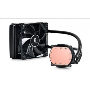 DEEP COOL MAELSTROM 120T SIVI BAZLI İŞLEMCİ SOĞUTUCUSU, Soket Intel ve AMD