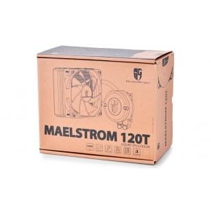 DEEP COOL MAELSTROM 120T RED SIVI BAZLI İŞLEMCİ SOĞUTUCUSU, Soket Intel ve AMD