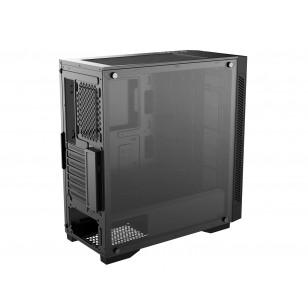 DEEP COOL MATREXX55 V3 E-ATX / ATX / Mikro ATX / Mini-ITX SİYAH KASA 1xUSB 3.0, 2xUSB 2.0, 1xAudio, 1xMic,RGB düğmesi PCI/AGP 370mm