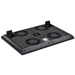 DEEP COOL MULTI CORE X8 100X100X15mm 4 Fan 2 USB Port Notebook Stand ve Soğutucu