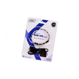 DEEP COOL RGB100-BLUE LED MAVİ IŞIK 12V DC, 4 PIN D KONNEKTOR