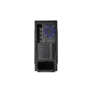 DEEP COOL TESSERACT BF Siyah Kasa 1xUSB 2.0, 1xUSB 3.0, 1xAudio, 1xMic, 1x120mm Fan, PCI/AGP 310mm