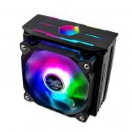 ZALMAN CNPS10X OptimaII RGB Black Ultra Sessiz Intel LGA2066/2011-V3/2011/1200/115X/1366 ve AMD AM4/AM3+/AM3/FM2+/FM2 destekli 120mm PWM RGB led Fanlı CPU Soğutucu