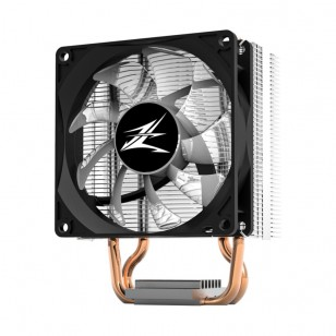 Zalman CNPS4XRGB CPU Soğt. LGA775/115X/AM4/AM3/FM2+/FM2 CPU Cooler, 2 Heatpipes, 92mm PWM fan, TDP 95W