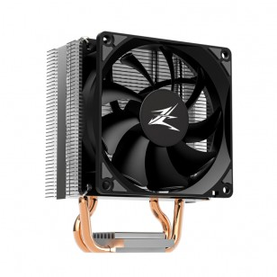 Zalman CNPS4X  CPU Soğt. LGA775/115X/AM4/AM3/FM2+/FM2 CPU Cooler, 2 Heatpipes, 92mm PWM fan, TDP 95W