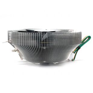 ZALMAN CNPS7000V-Al(PWM) Saf alüminyum, yüksek uyumluluk tasarımı ile sessiz işlemci soğutucusu.