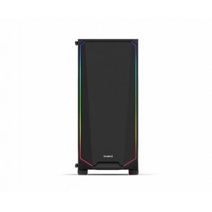 ZALMAN K1 Atx Mid Tower Siyah Kasa 1 x Kulaklık ,1 x Mikrofon, 2 x USB 2.0, 2 x USB 3.0, LED Kontrol, PCI/AGP 380mm