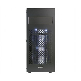 ZALMAN N2 Atx Mid Tower Siyah Kasa 1 x Kulaklık ,1 x Mikrofon, 2 x USB 2.0 1 x USB 3.0, 3x120mm Fan, PCI/AGP 360mm