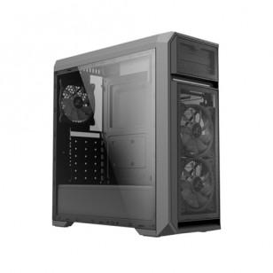 ZALMAN N5 OF ATX Mid Tower 3 Beyaz Led Fanlı Kasa 1 x Kulaklık, 1 x Mikrofon, 2 x USB 2.0, 1 x USB 3.0,  Fan Kontrol, Renkli Akrilik Panel, PCI/AGP365mm