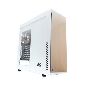 ZALMAN R1White Mid Tower Beyaz Kasa