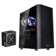 ZALMAN R2 BLACK ATX Mid Tower 600W Siyah Kasa 1 x Kulaklık, 1 x Mikrofon, 2 x USB 2.0, 1 x USB 3.0,  PCI/AGP350mm