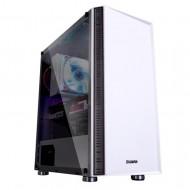 ZALMAN R2 WHITE ATX Mid Tower Kasa 1 x Kulaklık, 1 x Mikrofon, 2 x USB 2.0, 1 x USB 3.0,  PCI/AGP350mm