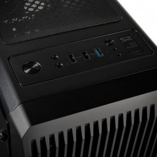 ZALMAN S2 ATX Mid Tower Kasa 1 x Mikrofon 1 x Kulaklık, 1 x USB 3.0, 2 x USB 2.0, 1 x 120mm fan, Cam yan kapak, , PCI/AGP 330mm