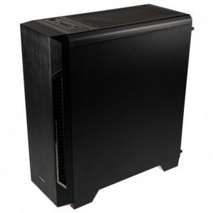 ZALMAN S3 ATX Mid Tower Kasa 1 x Mikrofon 1 x Kulaklık, 1 x USB 3.0, 2 x USB 2.0, 1 x 120mm fan, Cam yan kapak, , PCI/AGP 330mm