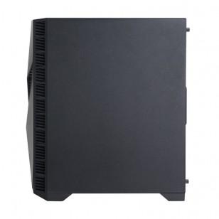 ZALMAN Z3 Iceberg Black ATX Mid Tower Kasa 1 x Mik., 1 x Kul., 2 x USB 3.0, 1 x USB 2.0, Led Kontrol, 2 x 120mm RGB fan, Temperli Cam yan kapak, PCI/AGP 315mm