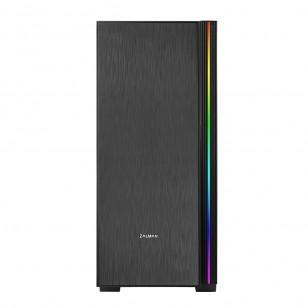 ZALMAN Z3 NEO ATX Mid Tower Kasa 1 x Mik., 1 x Kul., 2 x USB 3.0, 1 x USB 2.0, Led Kontrol, 2 x 120mm RGB fan, Cam yan kapak, PCI/AGP 340mm