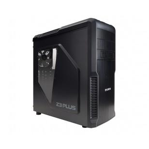 ZALMAN Z3 Plus + 500W Siyah Atx Mid Tower Kasa 2xUSB 2.0, 3xUSB 3.0, 4x120mm Fan