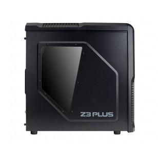 ZALMAN Z3 Plus + 700W Siyah Atx Mid Tower Kasa 2xUSB 2.0, 3xUSB 3.0, 4x120mm Fan