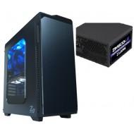 Z9NEO_BLACK ATX MID TOWER 600W Power Supply SIYAH KASA 2XUSB 2.0, 2XUSB 3.0,1 X Mikrofon, 1 X Kulaklık