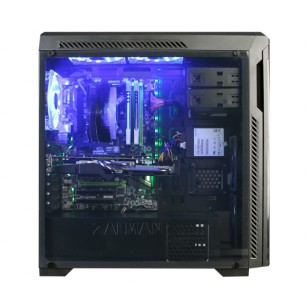 ZALMAN Z9NEO-PLUS_BLACK ATX MID TOWER SIYAH KASA