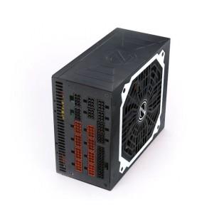 ZALMAN ZM1200-ARX Yüksek koruma Devre Tasarımı 135mm Fanlı +80 PLUS Platinum Güç Kaynağ